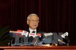 Toàn văn phát biểu bế mạc Hội nghị Trung ương lần thứ 14 của Tổng bí thư
