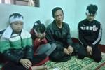Ngư dân khóc kể chuyện chìm tàu ngoài khơi biển Đông