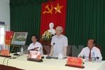 Tổng Bí thư Nguyễn Phú Trọng kiểm tra vùng hạn mặn Tiền Giang