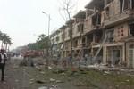 Bộ Công an: Vụ nổ tại khu đô thị Văn Phú, Hà Nội do thuốc nổ chế tạo bom, mìn