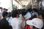 Hà Nội công bố các điểm tiếp nhận đăng ký dự thi