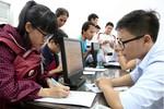 Năm nay, cụm thi đại học được đặt tại trung tâm tỉnh lỵ của các tỉnh