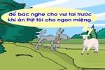 Chuyện Sói và Cừu