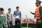 Bộ đội Biên phòng Quảng Bình đuổi 6 tàu cá Trung Quốc vi phạm chủ quyền Việt Nam