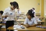 Thí sinh có thể dùng điểm đánh giá môn Ngoại ngữ để xét tốt nghiệp