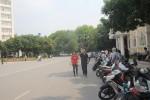 Thí sinh đăng ký xét tuyển vào Đại học Quốc gia Hà Nội hoàn toàn qua mạng