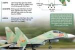 Phát hiện vật thể nghi là trục lốp trước của máy bay Su-30MK2