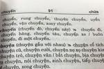 """NXB Thanh Niên xin lỗi độc giả về cuốn """"Từ điển chính tả"""" sai chính tả"""