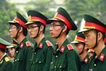 Nguyên tắc xét tuyển các trường khối quân đội