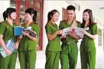 Dự kiến điểm chuẩn các trường khối công an cao hơn năm ngoái