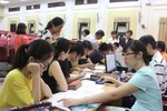 PGS.Trần Văn Tớp muốn Bộ giảm thời gian nộp hồ sơ xét tuyển xuống còn 7-10 ngày