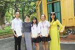 Trường Nguyễn Tất Thành báo công dâng Bác
