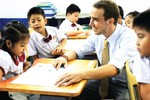 """Bộ Giáo dục giải thích về """"ngoại ngữ thứ nhất"""" và """"ngoại ngữ thứ hai"""""""