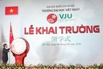 Đại học Việt Nhật và triết lý khai phóng, bền vững, sinh viên là trung tâm