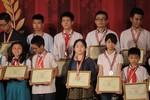 Cả nước có gần 4.500 học sinh đoạt giải Violympic