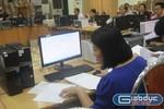 Bộ Giáo dục đang đối chiếu, rà soát toàn bộ các bài thi trắc nghiệm