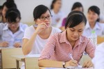 Gần 100 thí sinh được tuyển thẳng và ưu tiên xét tuyển vào trường Báo chí