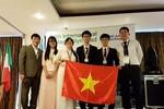 Việt Nam đạt thành tích Olympic Sinh học quốc tế cao nhất từ trước đến nay