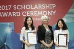 Từ nữ sinh nhút nhát thành nhà lãnh đạo tài năng nhận học bổng hơn 30.000 USD