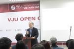 Đại học Việt Nhật đưa giáo dục khai phóng vào mọi hoạt động