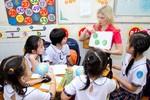 Học hết phổ thông, học sinh sẽ đạt trình độ Bậc 3 của Khung năng lực ngoại ngữ
