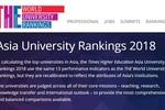 Tốp đại học tốt nhất châu Á năm nay không có trường Việt Nam, đa số ở Nhật Bản