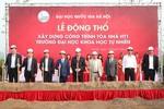 Đại học Quốc gia Hà Nội khởi công tòa nhà đầu tiên tại Hòa Lạc