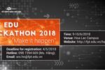 Công nghiệp 4.0 được chọn làm đề thi cho FPT Edu Hackathon 2018