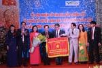 Viện Đại học Mở Hà Nội nhận Cờ thi đua của Chính phủ