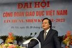 Bộ trưởng Nhạ tiết lộ số lượng thí sinh có nguyện vọng vào ngành sư phạm