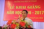 Giáo sư Phạm Hồng Quang và bài toán sinh viên sư phạm không thất nghiệp