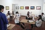 Học phổ thông kiểu Nhật ngay giữa lòng Hà Nội
