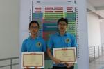 Gặp gỡ 9x xuất sắc nhận giải thưởng cơ học Nguyễn Văn Đạo