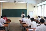 Mốc thời gian thí sinh dự thi lớp 10 cần ghi nhớ