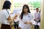 27 thí sinh vi phạm quy chế khi thi môn Ngữ văn