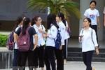 Kết thúc ngày thi thứ nhất, có 18 thí sinh không tới được điểm thi vì mưa bão
