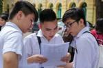 73 thí sinh bị đình chỉ thi trong kỳ thi quốc gia 2018