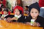 Chưa biết sẽ cho trẻ uống sữa gì, sao Hà Nội bảo phụ huynh đăng ký mua?