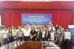 Hiệp hội tổ chức hội thảo tập huấn nâng cao kỹ năng nghiên cứu