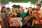 Con nhà nghèo ở tỉnh xa thành thủ khoa Hà Nội