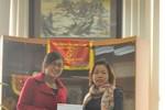 DTT ủng hộ 5 triệu đồng cho học sinh điểm trường Keo Phà Tú