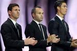 Nhà cái trao Quả Bóng Vàng cho Messi