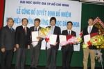 Trường ĐH Bách Khoa (ĐHQG TPHCM) bổ nhiệm 4 phó hiệu trưởng