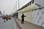 Hà Nội: Khẩn trương dọn dẹp, trang trí phố phường đón xuân Kỷ Tỵ