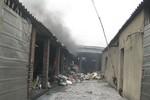 Ô nhiễm môi trường ở làng tái chế nhôm Mẫn Xá