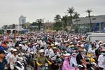 Hà Nội: Ùn tắc giao thông trong ngày đầu làm thủ tục dự thi Đại học