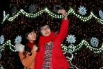 Hà Nội: Rộn ràng không khí đêm Giáng sinh