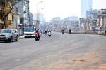 """Hà Nội: Thông xe kỹ thuật tuyến đường """"đắt nhất hành tinh"""""""
