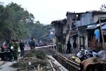 Nữ sinh ĐHSP tử vong trong vụ hỏa hoạn gần nhà khách La Thành