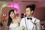 Đám cưới 'bí mật' của Duy Khoa Sao Mai Điểm Hẹn với vợ như hotgirl